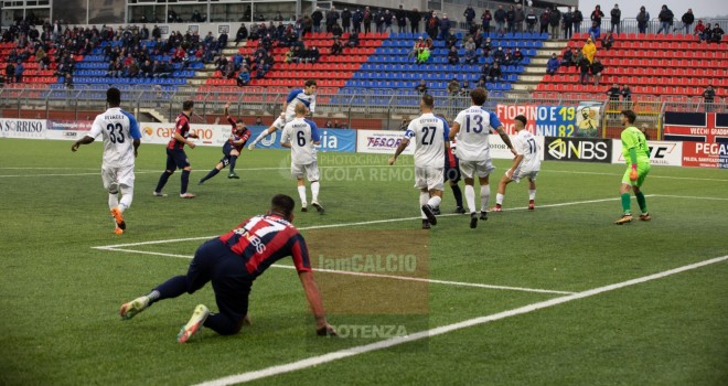 Serie C girone C, colpo salvezza del Potenza Pari per il Picerno