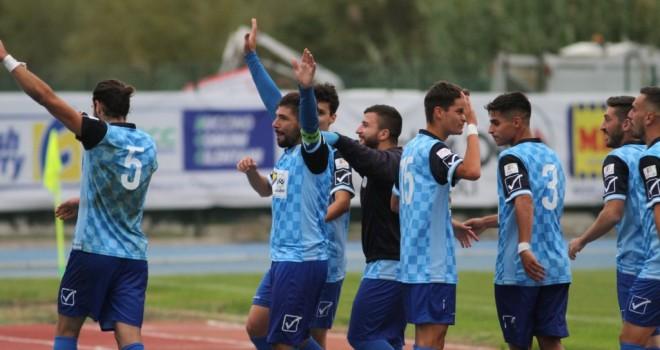 Clamorosa rimonta dell'Agropoli, Napoli United ribaltato nel recupero