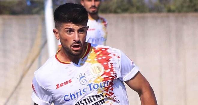 Luca Maione fermato per due giornate
