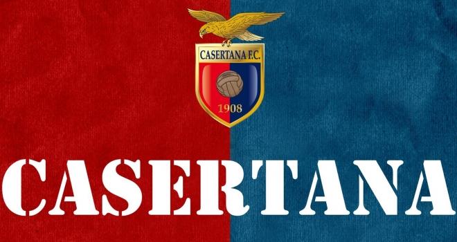 La Casertana nei guai rischia l'esclusione dal campionato