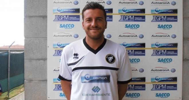 Riccardo Poi, 21 gol con l'Osmon Suno