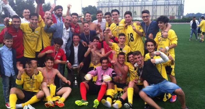 Allievi Regionali: La Polisportiva Sava è campione regionale
