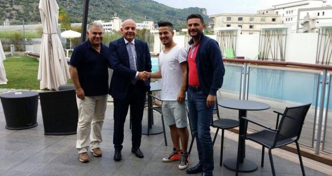 Ufficiale: Sarno è un nuovo giocatore del Foggia