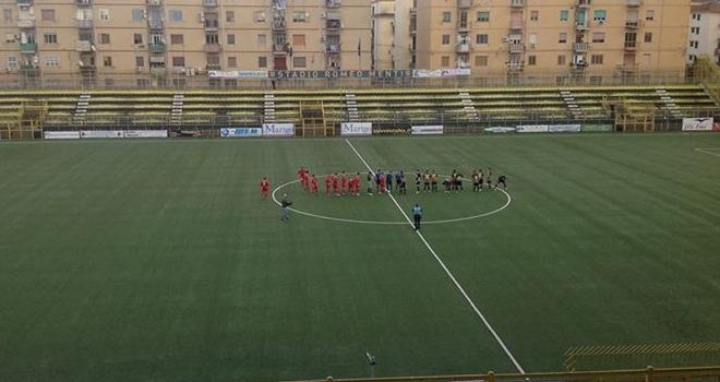 Gragnano-Turris 0-0, gialloblu volano in semifinale. Ora la Scafatese