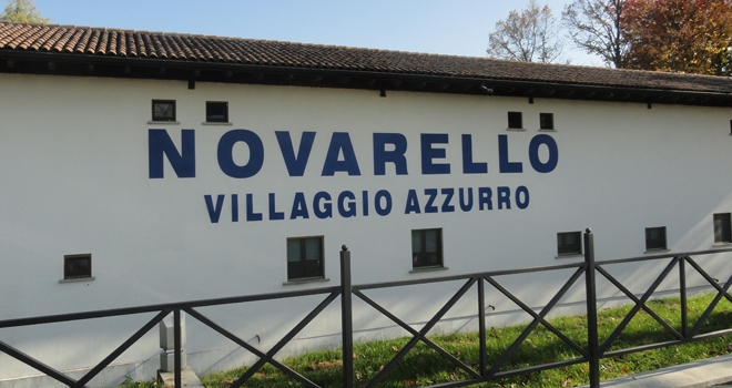 La sede della sfida tra Novara e Trino