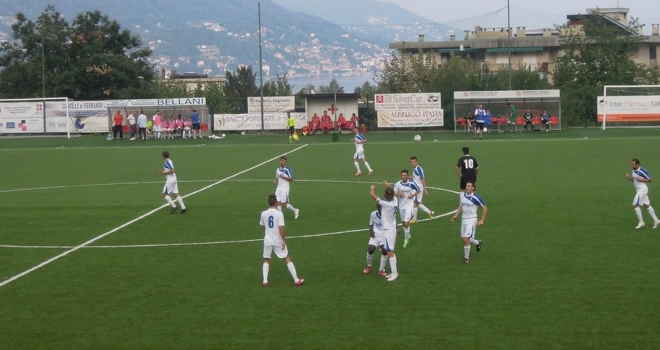 Eccellenza - Big match in parità, il Baveno aggancia lo Sporting