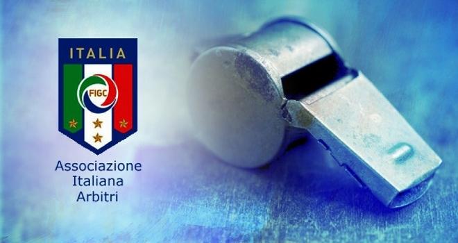 Serie D 2014/2015 gir. H: terne arbitrali del 1° turno di campionato