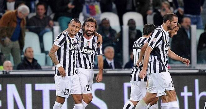 Juventus, Vidal e Pirlo