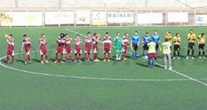 Il Noto Calcio perde 1 a 0 contro il Tiger