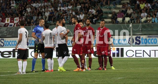Reggina - Messina, il FOTOSERVIZIO di Iam Calcio