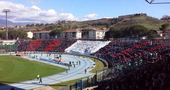 Cosenza, tre gol alla Berretti