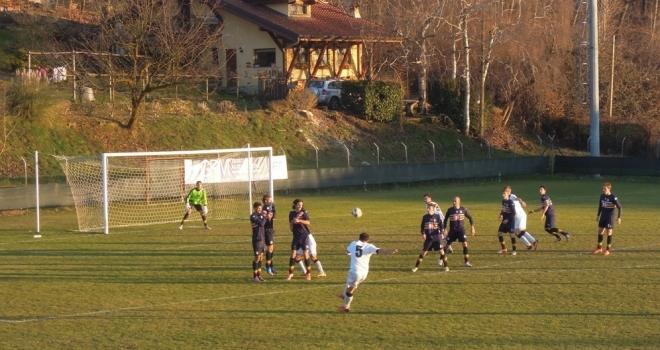 Eccellenza - Sporting sconfitto, Pro Settimo a +3