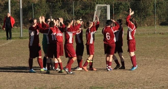 Romagnano calcio femminile