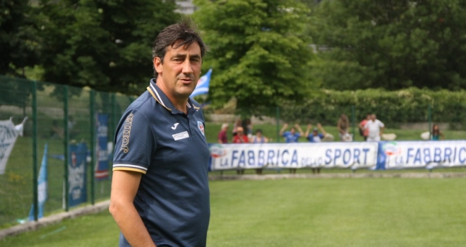"""Il ritorno di Aglietti: """"La salvezza sarà un'impresa"""""""