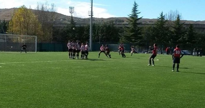 Capozio: la cronaca di Reds 0 - 0 Real Gambatesa