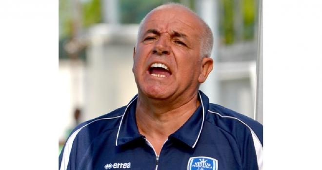 Vincenzo Pizzonia, tecnico Grottaglie
