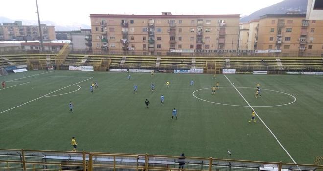 Gragnano-Scafatese 1-2, canarini corsari ed in finale di Coppa