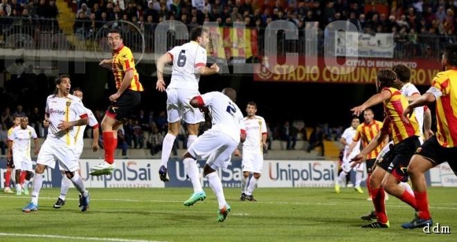 Lecce e Benevento