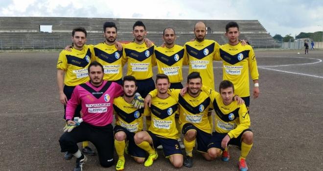 Coppa Puglia: un buon Atletico Martina battuto 2-0 dal Mottola