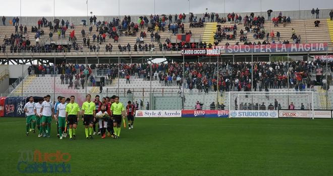 Taranto - Cavese: aperta la prevendita