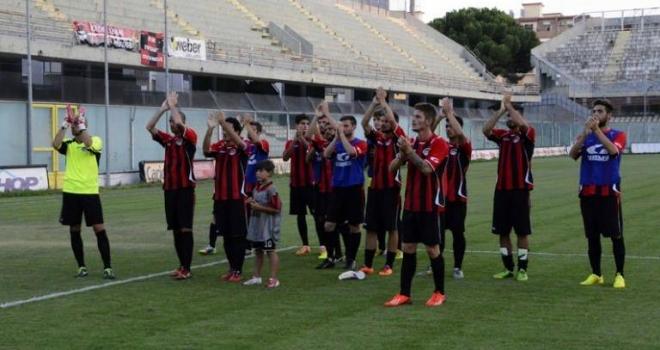 Il Foggia Calcio fa visita all'Arcivescovo