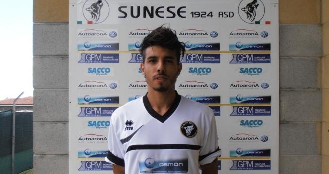 Domenico Bettini, salito a quota 7 gol