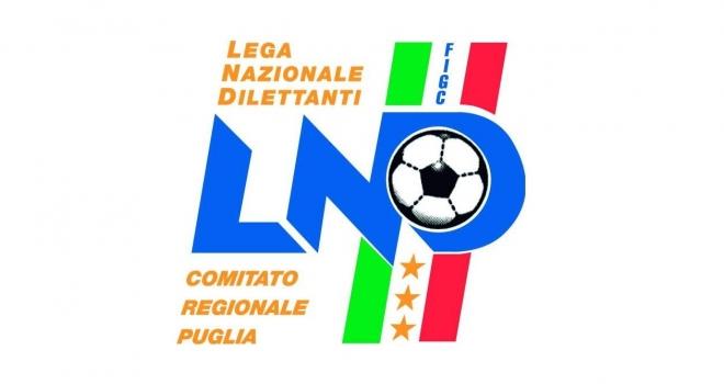 Coppa Puglia: il programma delle gare