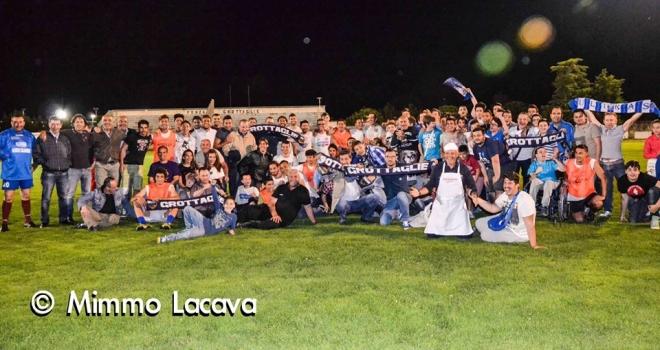 I festeggiamenti recenti - foto Lacava