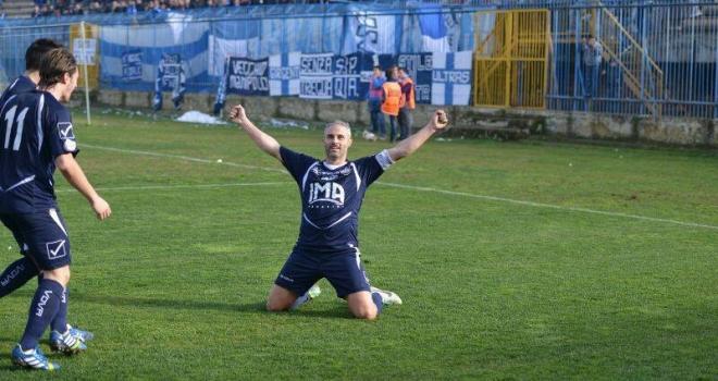 Classifica marcatori Serie D, Girone I - De Rosa allunga su Scarpa