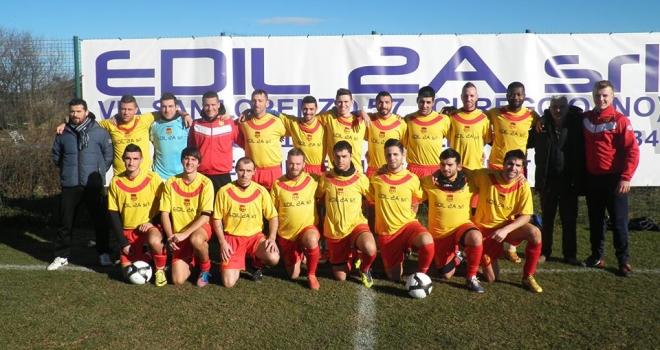 L'angolo del Cureggio - 4-1 in amichevole allo Sporting Borgomanero
