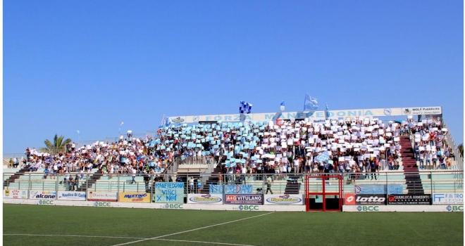 Manfredonia sconfitto a Bisceglie (1-0)
