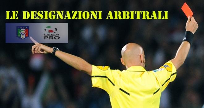 Designazioni arbitrali Lega Pro gir. C