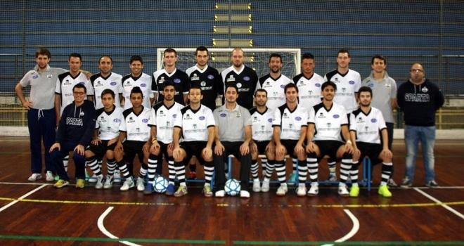 Sparta Novara 2013-14
