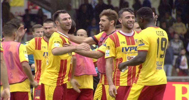 Serie B, 3a Giornata: manita del Cittadella a Vercelli, Avellino-Trapani 0-0