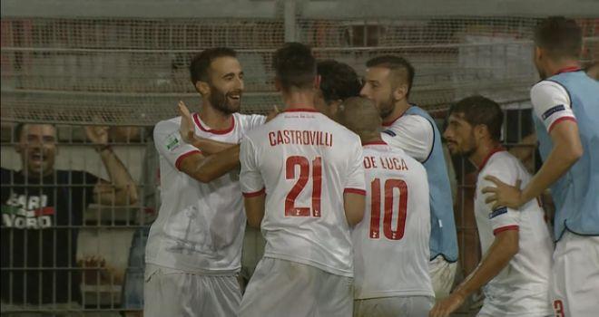 Vicenza e Bari si dividono la posta in palio. Al Menti è 0-0!