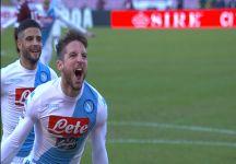 Napoli-Pescara 3-1, gara dai due volti. Tonelli ci ha preso gusto