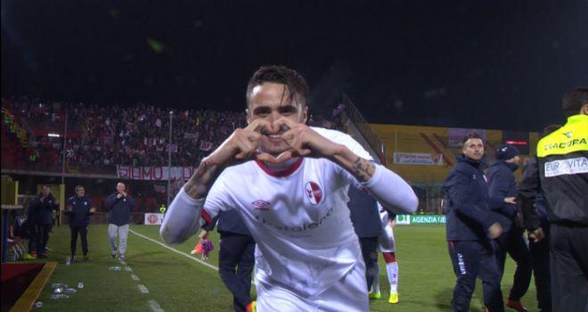 """Benevento-Bari 3-4: immagini e gol della sfida del """"Vigorito"""""""