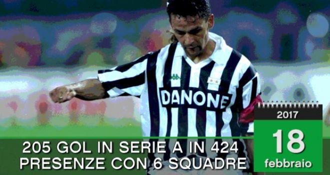 Tanti auguri Roberto Baggio, 50 anni Divin Codino