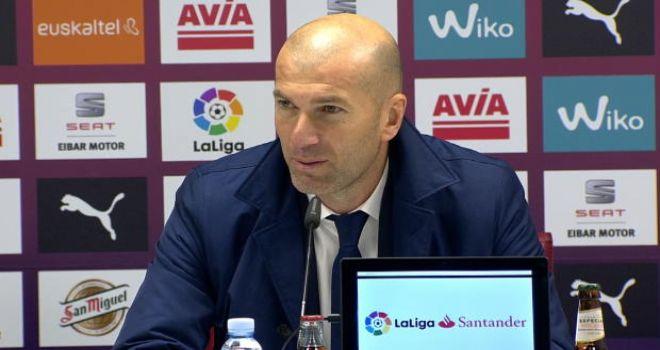 """Napoli-Real Madrid, Zidane: """"Male all'inizio, poi siamo venuti fuori"""""""