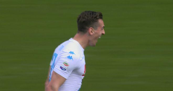 VIDEO-Sassuolo-Napoli 2-2, azzurri bloccati sul pari al Mapei Stadium