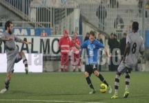 Palermo-Novara 0-2, la rivincita di Corini è servita