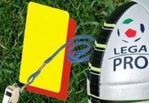 Lega Pro gir.C, giudice sportivo: Stangata Auteri, 6 out alla prossima