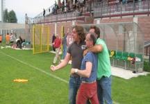 Vittoria in rimonta, torna il sorriso a Romagnano