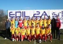 Terza Categoria Biella - Sport Club Varallo debordante