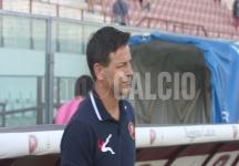 """Reggina - Messina, Cozza: """"Vogliamo far godere i nostri tifosi"""""""