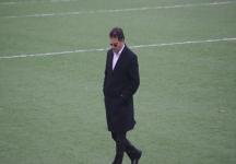Sporting Ariano, grave infortunio per mister Varricchio: in panchina..